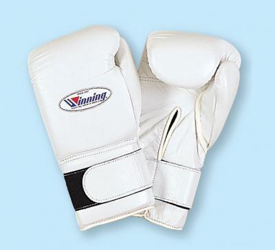 MS-400-B 12oz Velcro Boxing Gloves