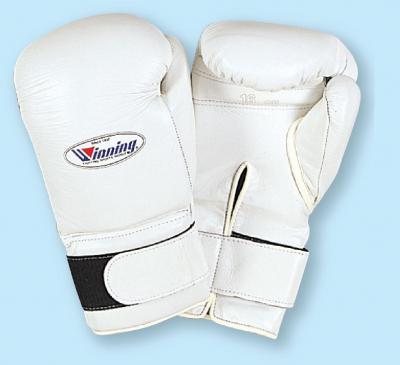 MS-600-B 16oz Velcro Boxing Gloves