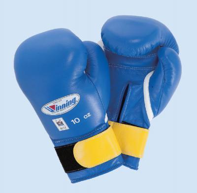 U15-10 10oz Amateur Velcro Gloves (Under Junior)