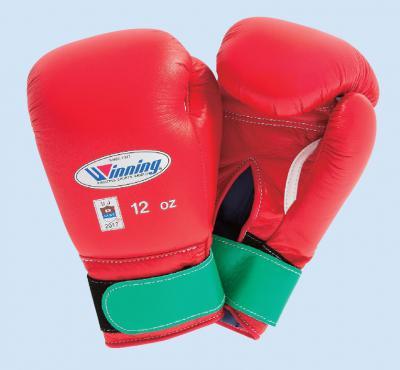 U15-12 12oz Amateur Velcro Gloves (Under Junior)
