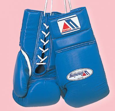 MS-400 12oz Pro Boxing Gloves